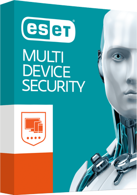 ESET Multi-Device Security Edition 2018